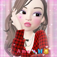 💕🍀🦋🍭🍬〜ametan〜🐮🍬🍭🦋🍀💕のユーザーアイコン