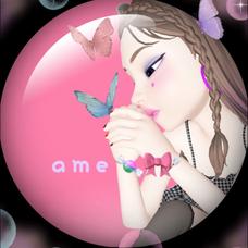 🍀🦋🍭🍬〜Ame〜🍬🍭🦋🍀のユーザーアイコン