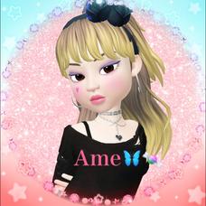 🍀🦋🍭🍬〜ametan〜true colors🎶🍬🍭🦋🍀のユーザーアイコン