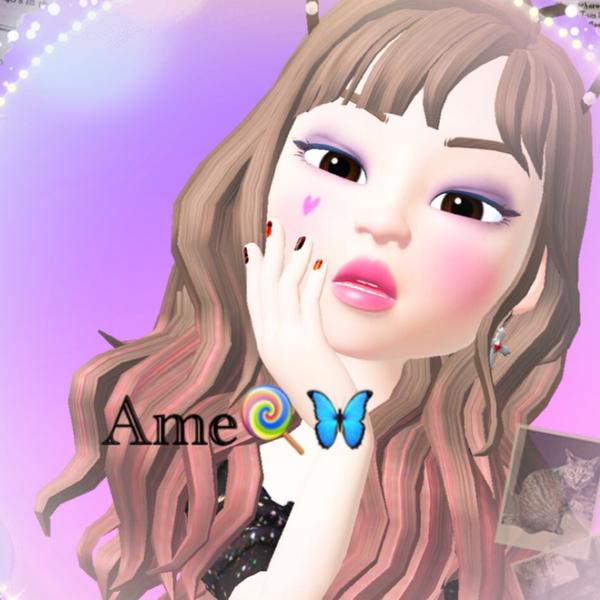 🍀🦋🍭🍬〜ametan〜🐱🍬🍭🦋🍀のユーザーアイコン