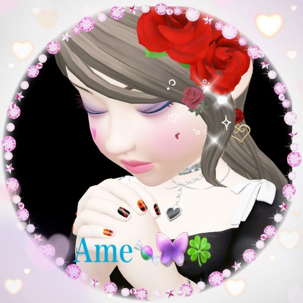🍀🦋🍭🍬〜ametan〜🍬🍭🦋🍀のユーザーアイコン