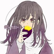 癒有/侑(ゆー)のユーザーアイコン