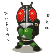 仮面ライダーTAKUのユーザーアイコン