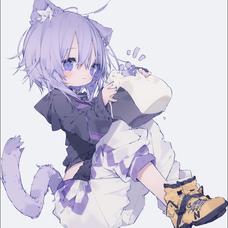 ☪︎紫緒猫.⋆͛*͛ ͙͛のユーザーアイコン