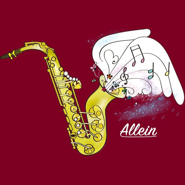 Allein(アライン)🎷のユーザーアイコン