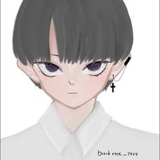 黒⃣薔⃣薇⃣のユーザーアイコン