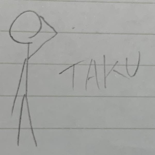 TAKUのユーザーアイコン