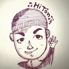 ハイトーンのユーザーアイコン