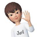 """ジュリル@Bye🎶みんなありがとうね(◍˃̶ᗜ˂̶◍)ノ""""のユーザーアイコン"""