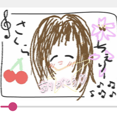 Cherry🍒期間限定幸せアイコン😘💗拍手👏だけでごめね!!😌💗🙏🐼🖤♡.°ʚ(  *´꒳))ω`,,)ギュッ♡のユーザーアイコン