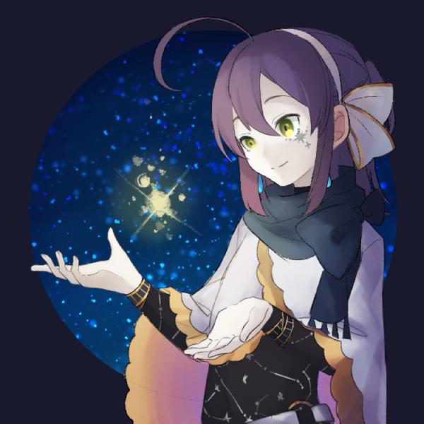 紫音のユーザーアイコン