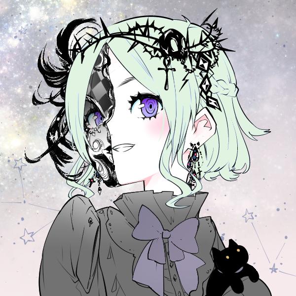 蒼井 涙『歌姫なりたいのユーザーアイコン