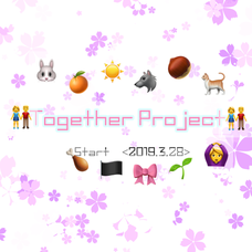 Together Projectのユーザーアイコン