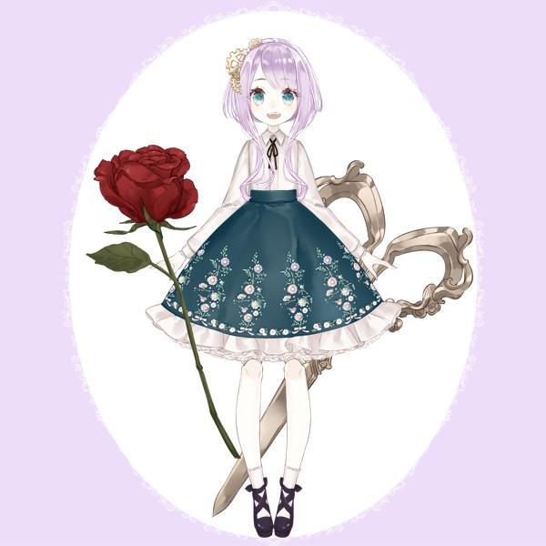 紫園 虎狛  🗝️ 新曲覚えてくるのユーザーアイコン
