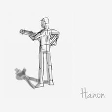 Hanonのユーザーアイコン