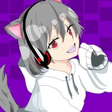 小狼のユーザーアイコン