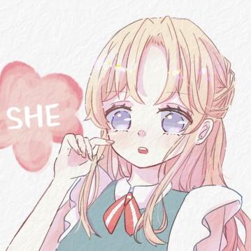 SHE(しー)のユーザーアイコン