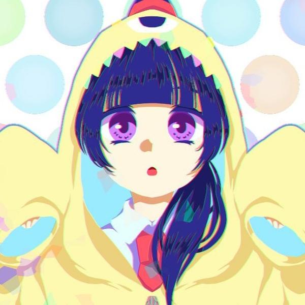 隣のカネシロ♀(絵描いて歌う加工厨)のユーザーアイコン