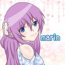marinのユーザーアイコン