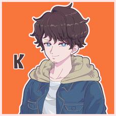 K(けい)のユーザーアイコン