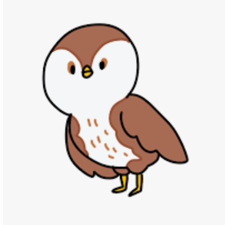 雀のユーザーアイコン