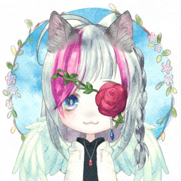 羽癒〆穹奏's user icon