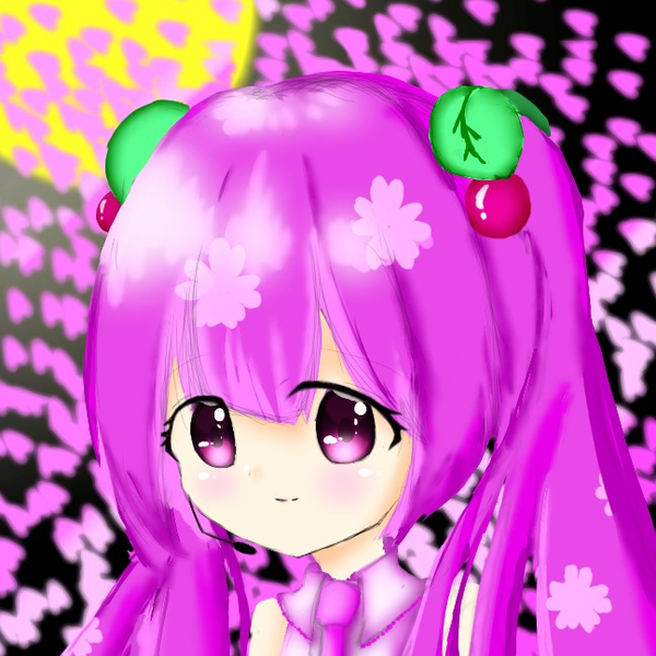 夜桜みくのユーザーアイコン