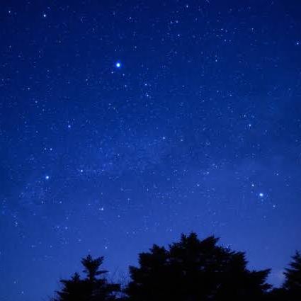 夜のユーザーアイコン