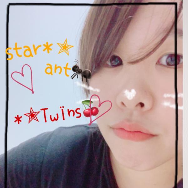 みほ*✭ 星の人  ユニット♪̊̈♪̆̈《star*✭ant🐜》《*✭TwÏns🍒》のユーザーアイコン