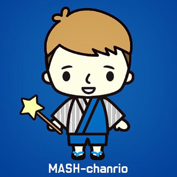 MaSHのユーザーアイコン