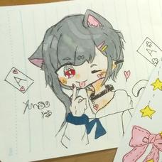 yuna猫のユーザーアイコン