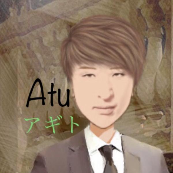 アギト【Atu】🍀不定期浮上🍀皆さんが楽しめますように🍀🍀のユーザーアイコン