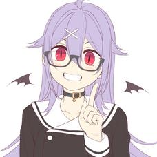 髏鴉(ロア)のユーザーアイコン