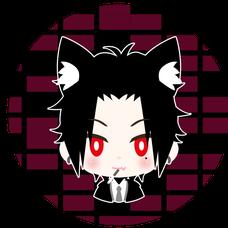 黒花  狼のユーザーアイコン