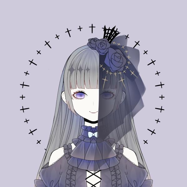 黒薔薇✝︎聖姫🌹✝️のユーザーアイコン