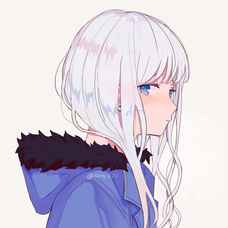 白衣のユーザーアイコン