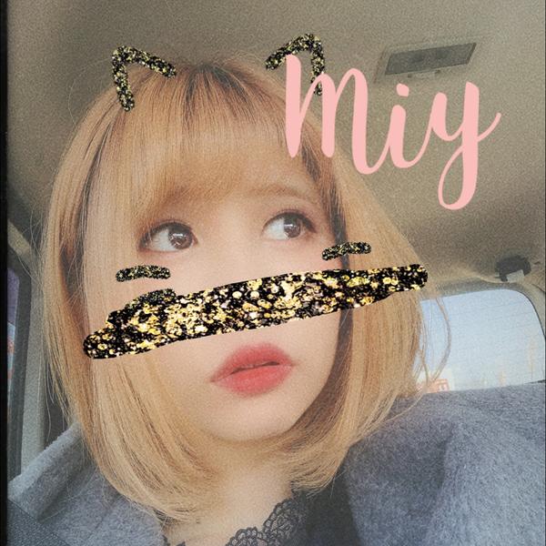 Miy☆°。⋆⸜(* ॑꒳ ॑* )⸝のユーザーアイコン