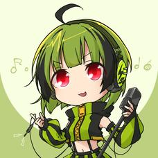 すいか🍉🐈⬛【Suicaloid】@ω狂のユーザーアイコン