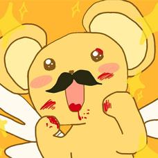 ケロケロ2号  🍑に描いてもらった(*´nn`*)ww's user icon
