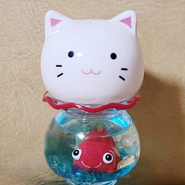 ケロケロ2号  可愛いじゃろぉ〜✨ニャンコと金魚がドッキング⸜(* ॑˘ ॑* )⸝のユーザーアイコン