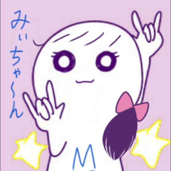 Meeaのユーザーアイコン