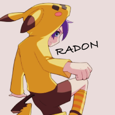 RADONのユーザーアイコン