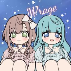 M!rage(ミラージュ)୨୧⑅*.のユーザーアイコン
