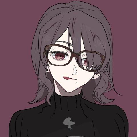 ベニメガネのユーザーアイコン