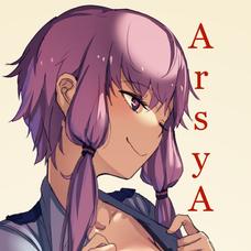 ArsyA.a.k.a.極楽蝶のユーザーアイコン