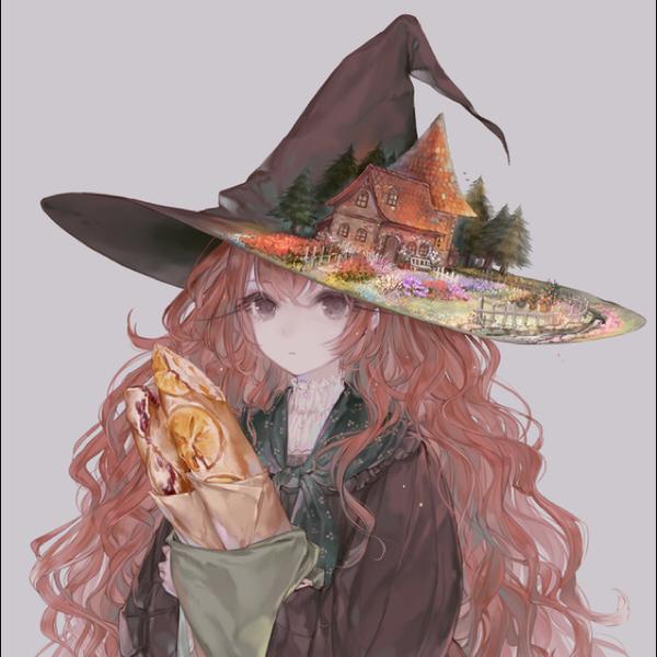 魔女のユーザーアイコン