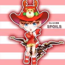 SPOILS 𓃹's user icon