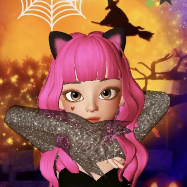 kanan  ฅ^•ﻌ•^ฅカナン.*・゚ .Happy Halloween  🎃イチブトゼンブ聴いてね(。ᵕᴗᵕ。)・*.のユーザーアイコン