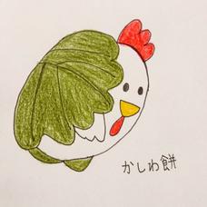 めぐちょ(かしわ餅ver)のユーザーアイコン
