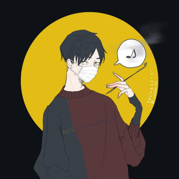 紅月 昇(コウヅキ  ノボル)@メビウスのユーザーアイコン